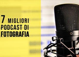 I migliori podcast di fotografia italiani su Spotify