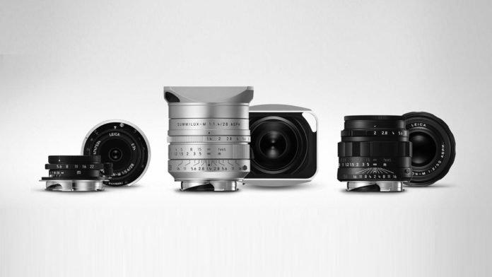 Nuovi obiettivi Leica in edizione Limitata