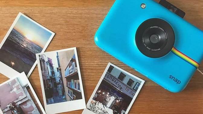 Recensione Polaroid Snap