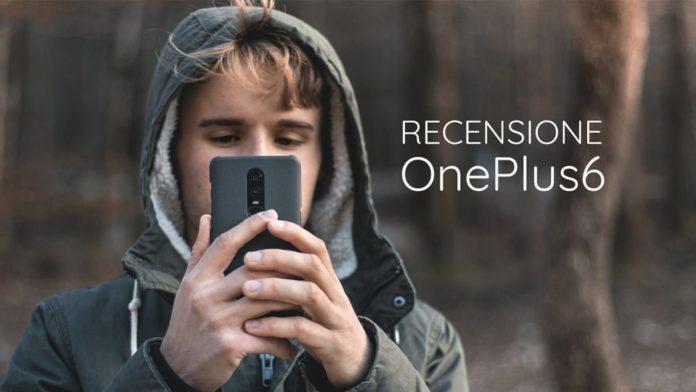 Recensione fotocamera Oneplus 6