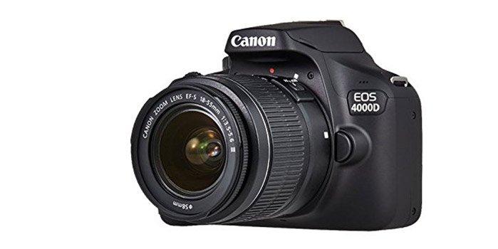 Caratteristiche della Canon EOS 4000D