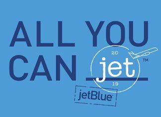 Volare gratis con Jetblue per 1 anno