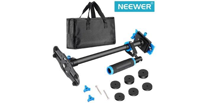 Il pacchetto completo dello stabilizzatore Neewer