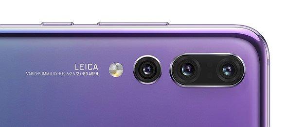 Fotocamera del Huawei P20 Pro