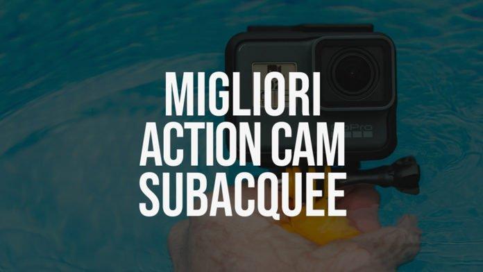 Miglior Camera Subacquea : Action cam subacquea ecco le migliori fotografia moderna