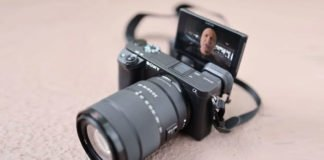 Recensione Sony A6400