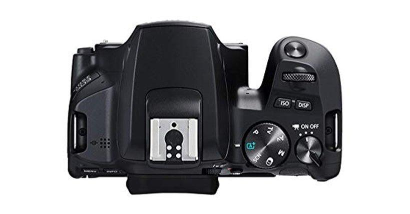 Parte superiore della Canon EOS 250D
