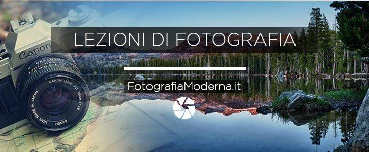 Lezioni di fotografia gratuite