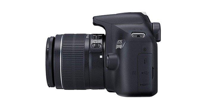 Qualità delle immagini della Canon 1300D