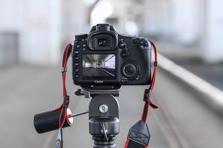 Il cavalletto e la stabilità della fotocamera