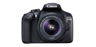 Recensione della Canon EOS 1300D
