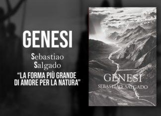 Il libro Genesi di Sebastiao Salgado