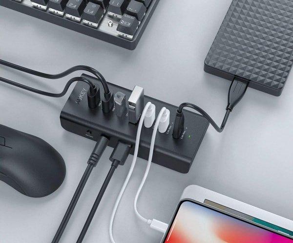 Cosa sono gli Hub USB