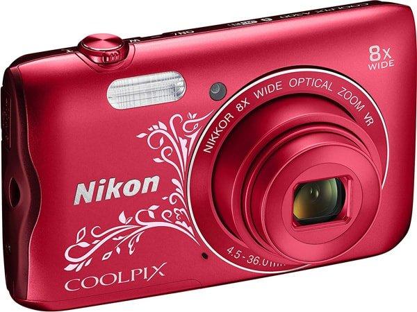 Le caratteristiche della Nikon Coolpix A300
