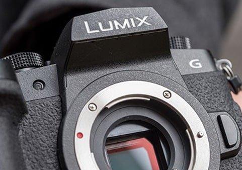 Fotocamera Panasonic G90