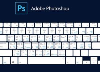 Shortcut di Photoshop