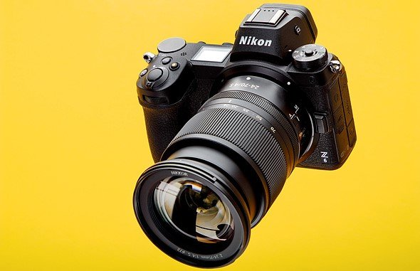 Aggiornamenti firmware Nikon