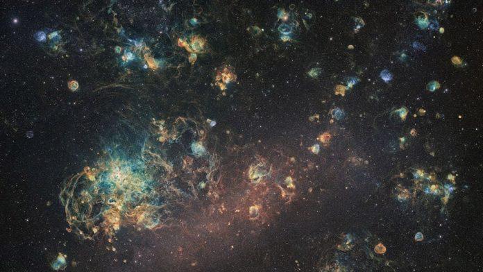 Grande nube di Magellano