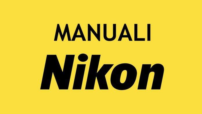 Manuali Fotocamere Nikon