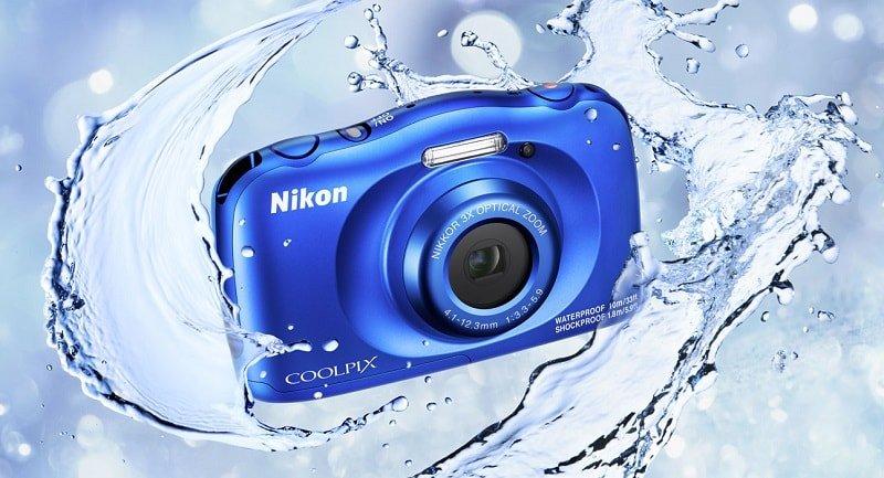 Modalità di scatto della Nikon W150