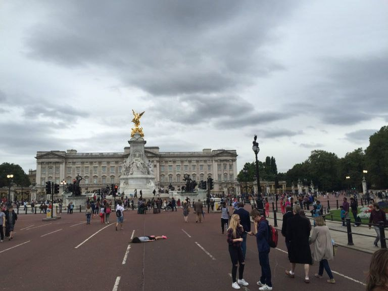 STEFDIES Buckingham Palace