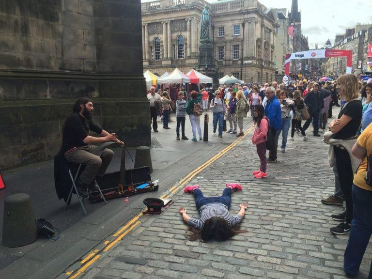 STEFDIES Edinburgo