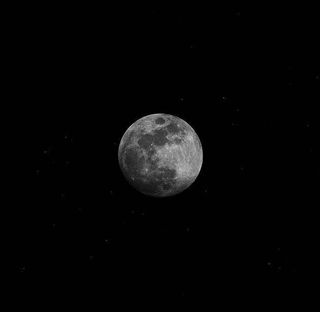 Come fare la foto della luna