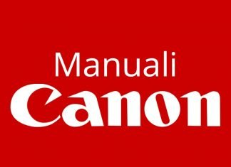 Manuali Canon in Italiano