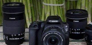Recensione Canon EOS 200D