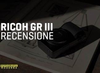 Ricoh GR 3 Recensione