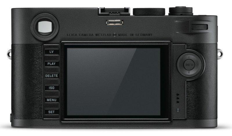 """Leica M Monochrom """"Stealth Edition"""""""