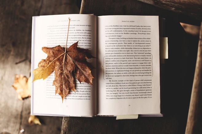 Come fare foto ai libri