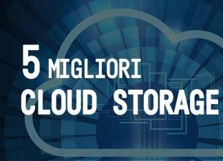 Migliori cloud storage online