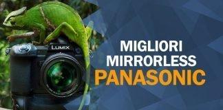 Migliori Mirrorless Panasonic