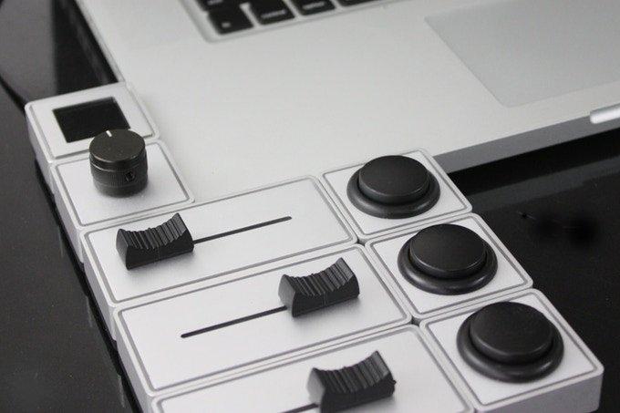 I moduli magnetici di Palette Gear