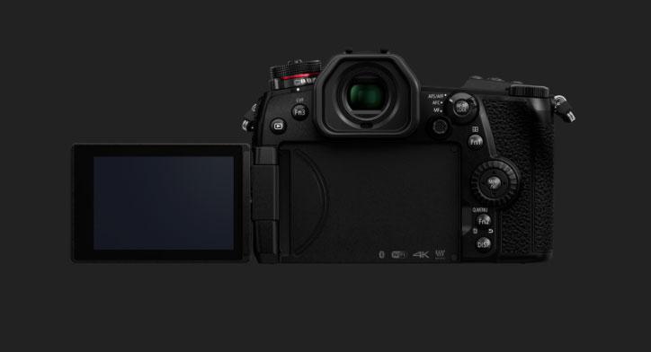 Fotocamere mirrorless Panasonic