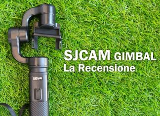 Recensione SJCAM Gimbal 2