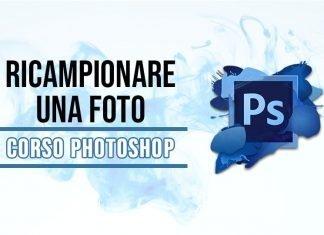 Ricampionare una foto con Photoshop