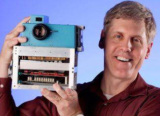 Steve Sasson ingegnere della Kodak