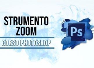 Come utilizzare lo strumento Zoom di Photoshop