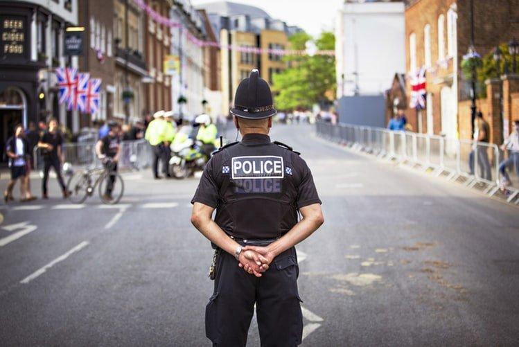 Fotografare polizia