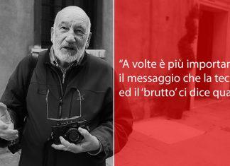 Vita di Gianni Berengo Gardin
