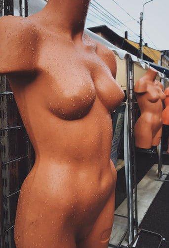 Modelle per nudi artistici