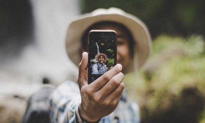 Come fare belle foto a se stessi
