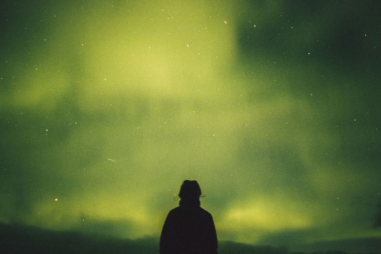 Fotografia aurora boreale