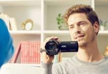 Migliori videocamere 4k
