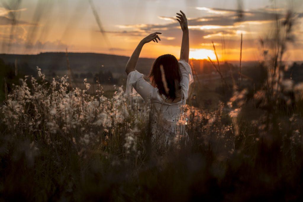 Fotografare alba sole