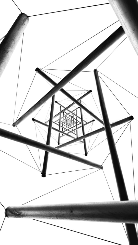 Tridimensionalità nella fotografia astratta