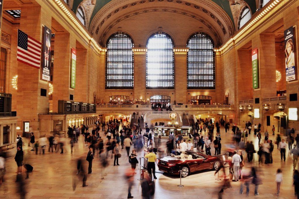 Stazione Centrale di New York