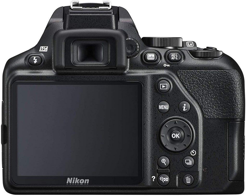 Prestazioni della Nikon D3500